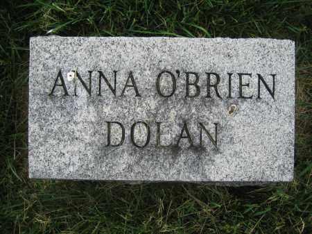 DOLAN, ANNA O'BRIEN - Union County, Ohio | ANNA O'BRIEN DOLAN - Ohio Gravestone Photos
