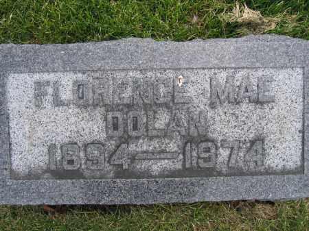 DOLAN, FLORENCE MAE - Union County, Ohio | FLORENCE MAE DOLAN - Ohio Gravestone Photos