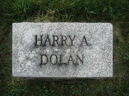 DOLAN, HARRY A. - Union County, Ohio | HARRY A. DOLAN - Ohio Gravestone Photos