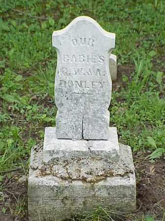 DONLEY, G.W. - Union County, Ohio | G.W. DONLEY - Ohio Gravestone Photos