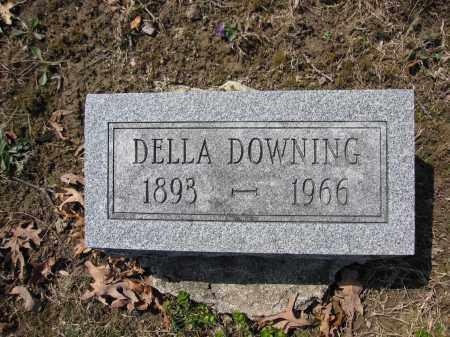 DOWNING, DELLA - Union County, Ohio | DELLA DOWNING - Ohio Gravestone Photos