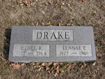 DRAKE, TENNAE P. - Union County, Ohio   TENNAE P. DRAKE - Ohio Gravestone Photos