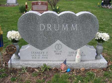 DRUMM, SHEILA A. - Union County, Ohio | SHEILA A. DRUMM - Ohio Gravestone Photos
