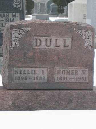 DULL, HOMER W. - Union County, Ohio | HOMER W. DULL - Ohio Gravestone Photos