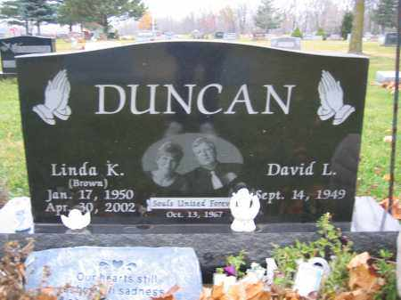 DUNCAN, DAVID L. - Union County, Ohio | DAVID L. DUNCAN - Ohio Gravestone Photos