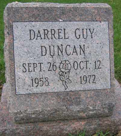 DUNCAN, DARREL GUY - Union County, Ohio | DARREL GUY DUNCAN - Ohio Gravestone Photos