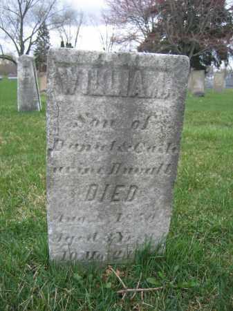 DUVALL, WILLIAM - Union County, Ohio | WILLIAM DUVALL - Ohio Gravestone Photos