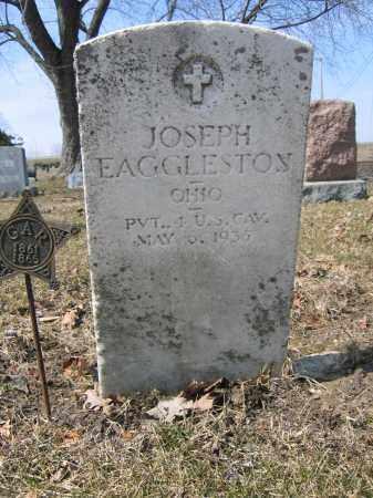 EAGGLESTON, JOSEPH - Union County, Ohio | JOSEPH EAGGLESTON - Ohio Gravestone Photos