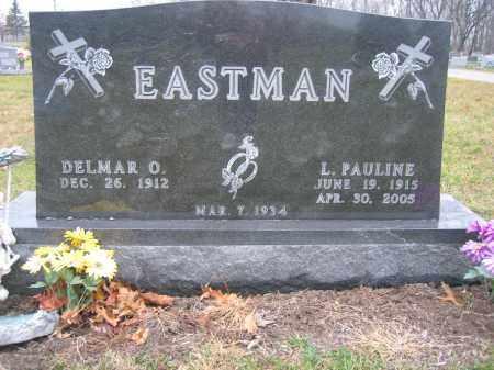 EASTMAN, L. PAULINE - Union County, Ohio | L. PAULINE EASTMAN - Ohio Gravestone Photos