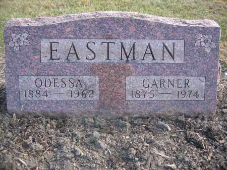 EASTMAN, GARNER - Union County, Ohio | GARNER EASTMAN - Ohio Gravestone Photos