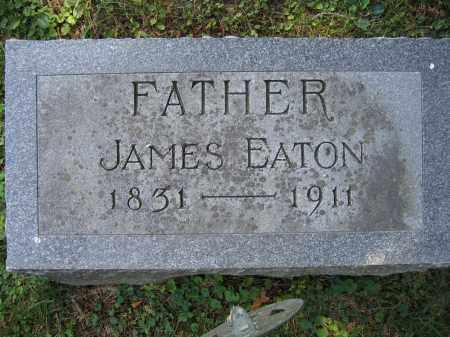 EATON, JAMES - Union County, Ohio   JAMES EATON - Ohio Gravestone Photos
