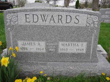 EDWARDS, JAMES A. - Union County, Ohio | JAMES A. EDWARDS - Ohio Gravestone Photos