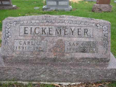 EICKEMEYER, CARL C. - Union County, Ohio | CARL C. EICKEMEYER - Ohio Gravestone Photos