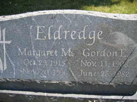 ELDREDGE, MARGARET M. - Union County, Ohio | MARGARET M. ELDREDGE - Ohio Gravestone Photos