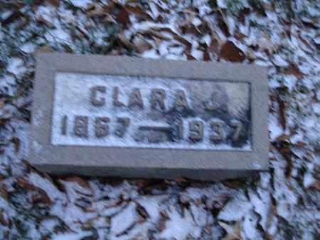 ELLIOTT, CLARA JANE - Union County, Ohio | CLARA JANE ELLIOTT - Ohio Gravestone Photos