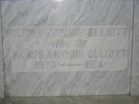 ELLIOTT, CECILE DESSIE - Union County, Ohio | CECILE DESSIE ELLIOTT - Ohio Gravestone Photos