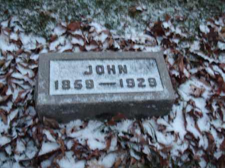 ELLIOTT, JOHN - Union County, Ohio | JOHN ELLIOTT - Ohio Gravestone Photos