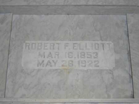 ELLIOTT, ROBERT F. - Union County, Ohio | ROBERT F. ELLIOTT - Ohio Gravestone Photos