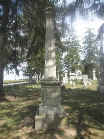 ERB, KARL LUDWIG - Union County, Ohio | KARL LUDWIG ERB - Ohio Gravestone Photos