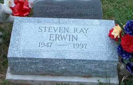 ERWIN, STEVEN RAY - Union County, Ohio | STEVEN RAY ERWIN - Ohio Gravestone Photos