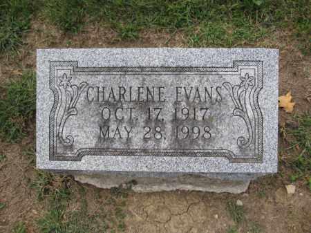 EVANS, CHARLENE - Union County, Ohio | CHARLENE EVANS - Ohio Gravestone Photos