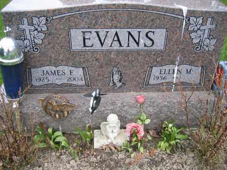 EVANS, ELLEN M. - Union County, Ohio | ELLEN M. EVANS - Ohio Gravestone Photos