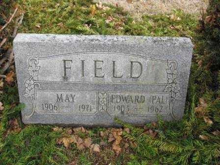 FIELD,  - Union County, Ohio |  FIELD - Ohio Gravestone Photos