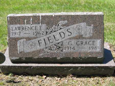 FIELDS, LAWRENCE E. - Union County, Ohio | LAWRENCE E. FIELDS - Ohio Gravestone Photos