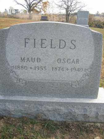 FIELDS, MAUD - Union County, Ohio | MAUD FIELDS - Ohio Gravestone Photos