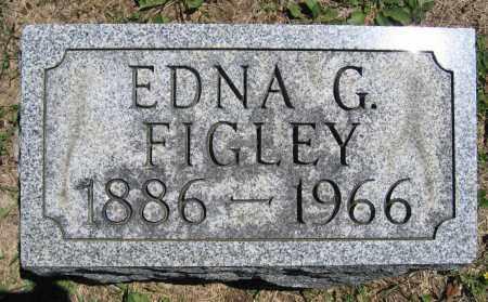 FIGLEY, EDNA G. - Union County, Ohio   EDNA G. FIGLEY - Ohio Gravestone Photos
