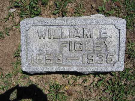 FIGLEY, WILLIAM E. - Union County, Ohio | WILLIAM E. FIGLEY - Ohio Gravestone Photos