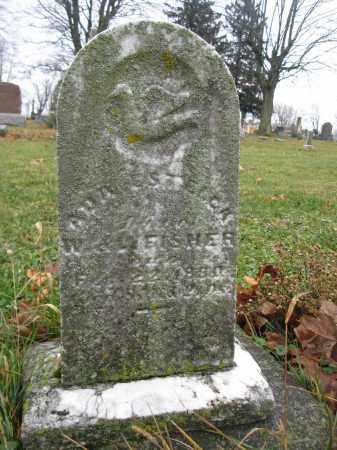 FISHER, ADA ESTELLA - Union County, Ohio   ADA ESTELLA FISHER - Ohio Gravestone Photos