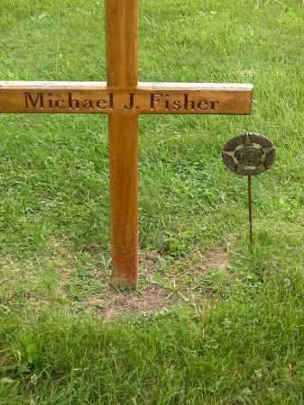 FISHER, MICHAEL J. - Union County, Ohio | MICHAEL J. FISHER - Ohio Gravestone Photos