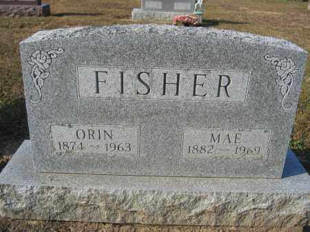 FISHER, MAE - Union County, Ohio | MAE FISHER - Ohio Gravestone Photos