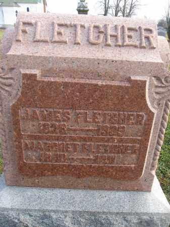 FLETCHER, JAMES - Union County, Ohio | JAMES FLETCHER - Ohio Gravestone Photos