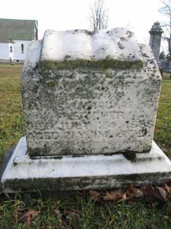 FLETCHER, MARY JANE - Union County, Ohio | MARY JANE FLETCHER - Ohio Gravestone Photos