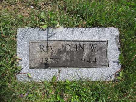 FORSYTHE, JOHN W. - Union County, Ohio   JOHN W. FORSYTHE - Ohio Gravestone Photos