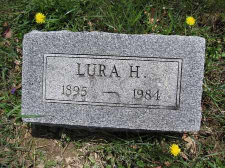 FORSYTHE, LURA H. - Union County, Ohio | LURA H. FORSYTHE - Ohio Gravestone Photos