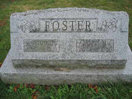 FOSTER, MARGUERITE - Union County, Ohio | MARGUERITE FOSTER - Ohio Gravestone Photos
