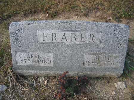FRABER, BELLE - Union County, Ohio   BELLE FRABER - Ohio Gravestone Photos