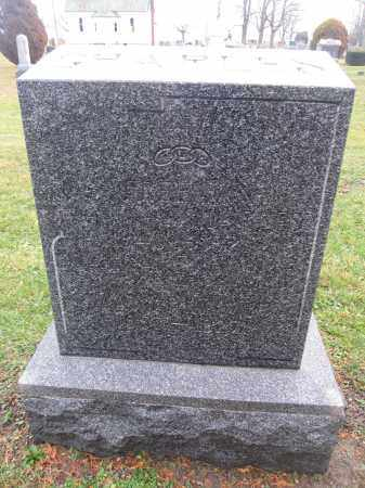 FREEMAN, MARGARET - Union County, Ohio | MARGARET FREEMAN - Ohio Gravestone Photos
