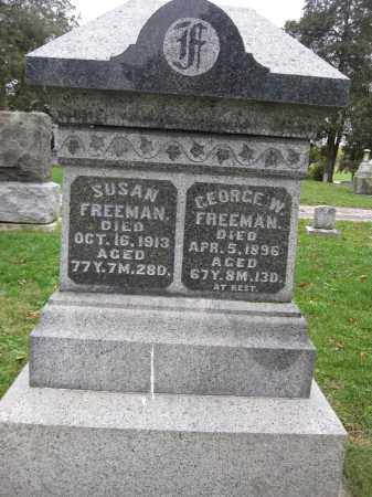 FREEMAN, GEORGE W. - Union County, Ohio | GEORGE W. FREEMAN - Ohio Gravestone Photos