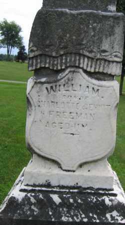 FREEMAN, WILLIAM - Union County, Ohio | WILLIAM FREEMAN - Ohio Gravestone Photos