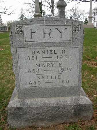 FRY, NELLIE - Union County, Ohio | NELLIE FRY - Ohio Gravestone Photos