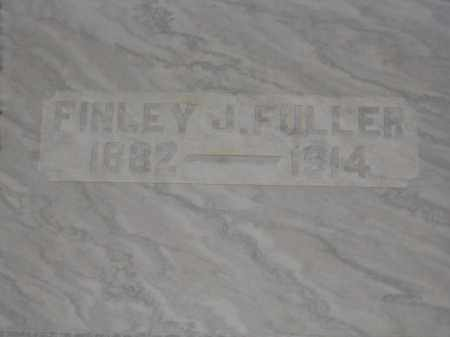 FULLER, FINLEY J. - Union County, Ohio | FINLEY J. FULLER - Ohio Gravestone Photos