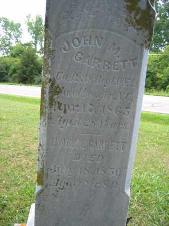 GARRETT, JOHN M. - Union County, Ohio | JOHN M. GARRETT - Ohio Gravestone Photos