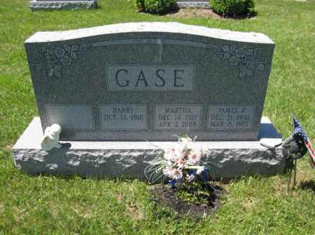GASE, MARTHA - Union County, Ohio | MARTHA GASE - Ohio Gravestone Photos