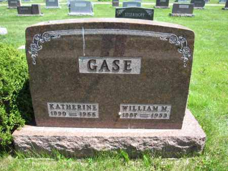 GASE, WILLIAM M. - Union County, Ohio | WILLIAM M. GASE - Ohio Gravestone Photos