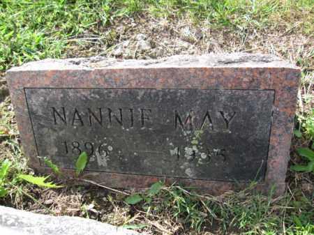 GILBERT, NANNIE MAY DEWEY - Union County, Ohio | NANNIE MAY DEWEY GILBERT - Ohio Gravestone Photos