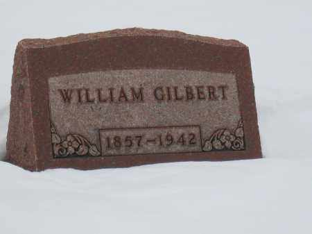 GILBERT, WILLIAM - Union County, Ohio   WILLIAM GILBERT - Ohio Gravestone Photos